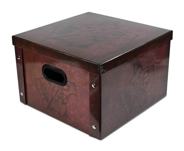 Harry Potter Hogwarts Aufbewahrungsbox
