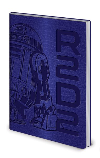 Star Wars (R2-D2), Flexi-Cover A5 Notizbuch