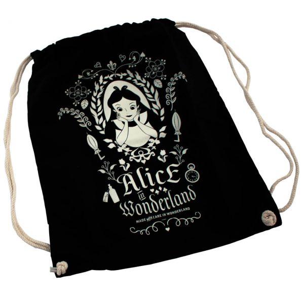 Mirror Stoffbeutel Alice im Wunderland