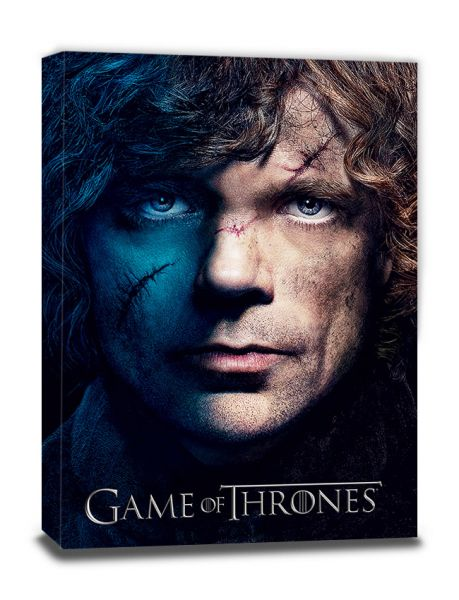 Tyrion Season 3 Leinwandbild Game of Thrones