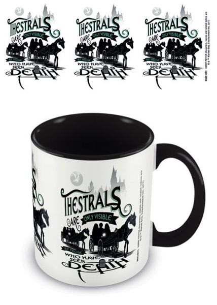 Thestrals Tasse Harry Potter