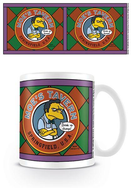 Moe's Taverne Tasse Simpsons