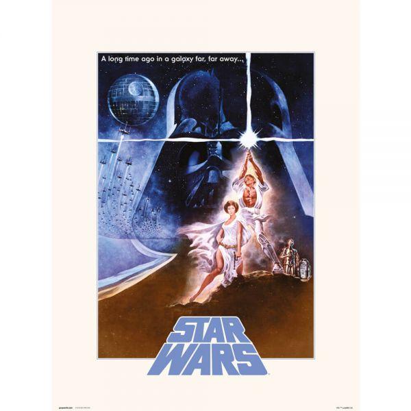 Classic Kunstdruck Star Wars
