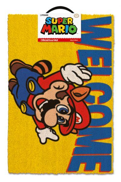Super Mario Welcome Fußmatte Nintendo