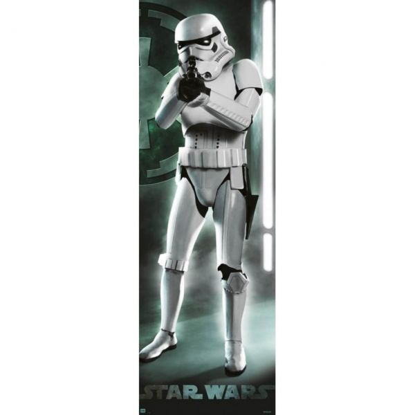 Stormtrooper Tür Poster Star Wars