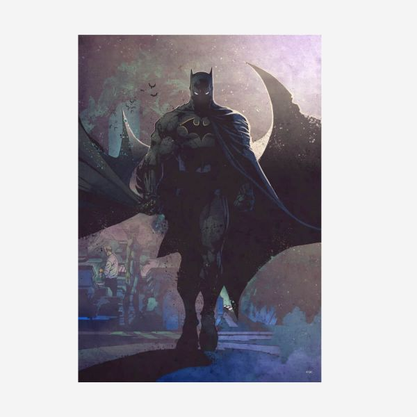 Batman DC Comics Klassiker – Metall Poster