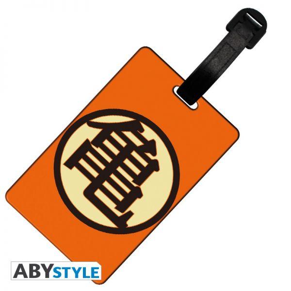 DBZ Kame Symbol Gepäckanhänger Dragon Ball