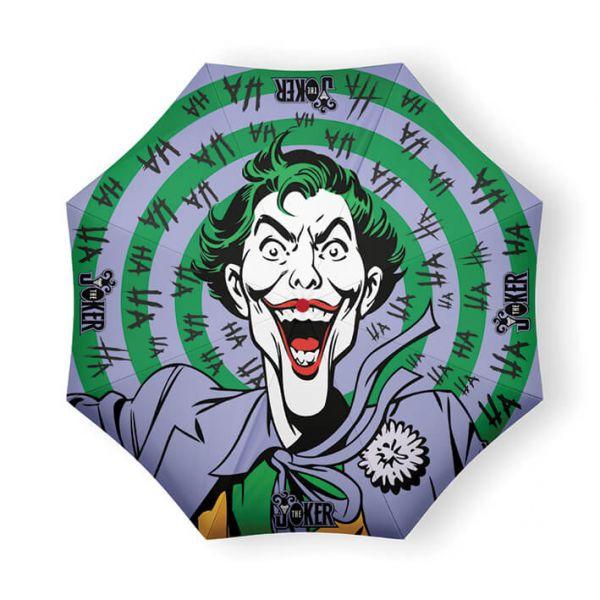The Joker Hahaha Regenschirm DC Comics