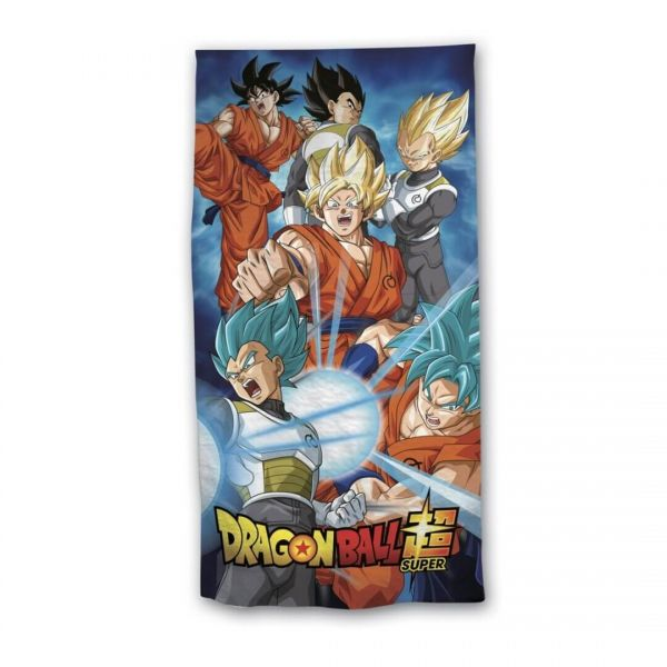 Son Goku DBS Handtuch Dragon Ball