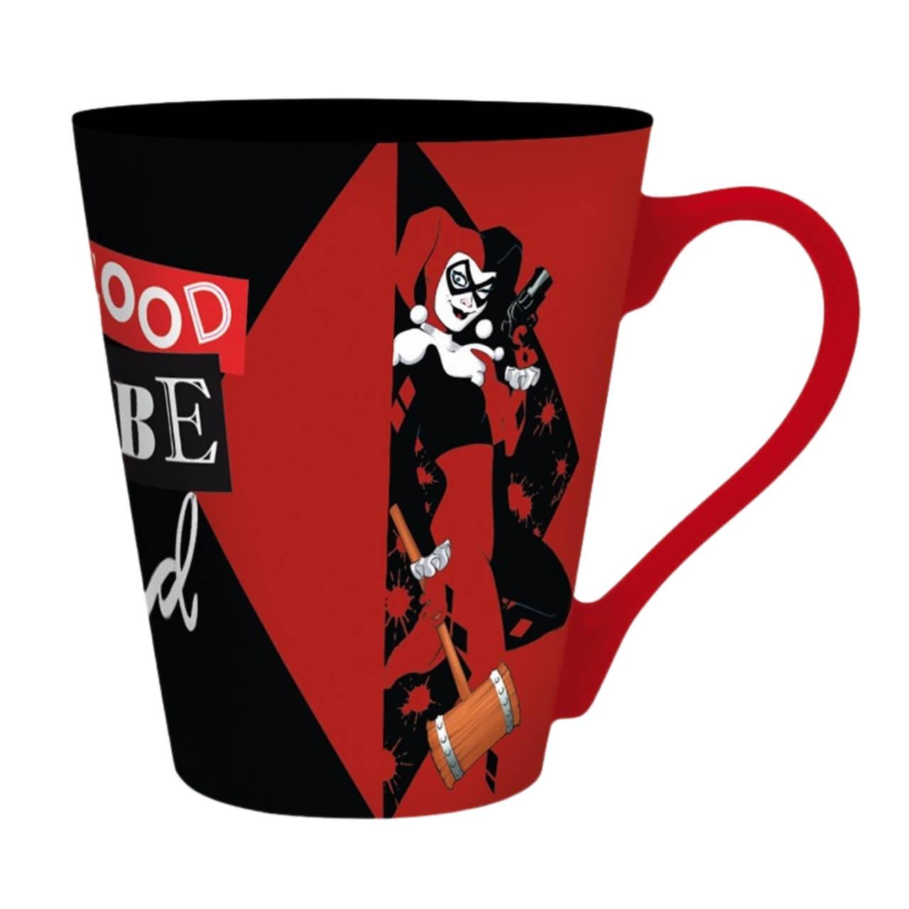 Harley Quinn Geschenk-Box DC Comics » Jetzt bestellen